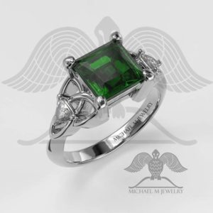 022-Irish-Trillion-Ring-GREEN