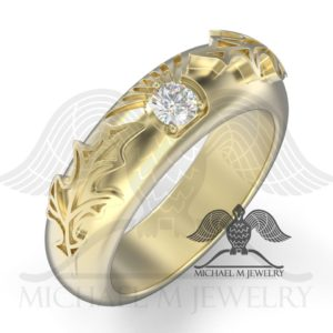 067-wedding-band-with-stone-2